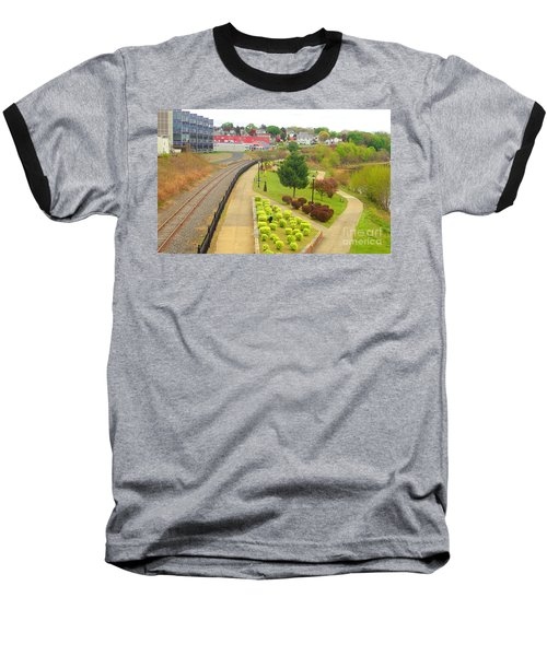 Rivers Edge Living   Baseball T-Shirt