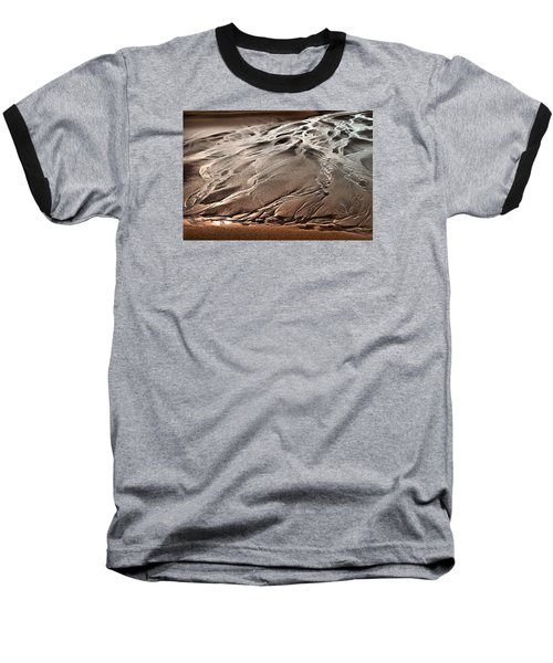 Baseball T-Shirt featuring the photograph Rivers Of Time by Laura Ragland
