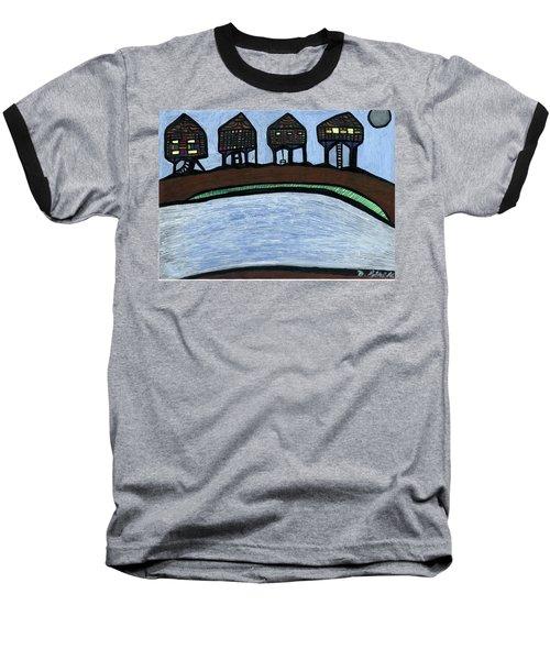 Riverside Baseball T-Shirt by Darrell Black