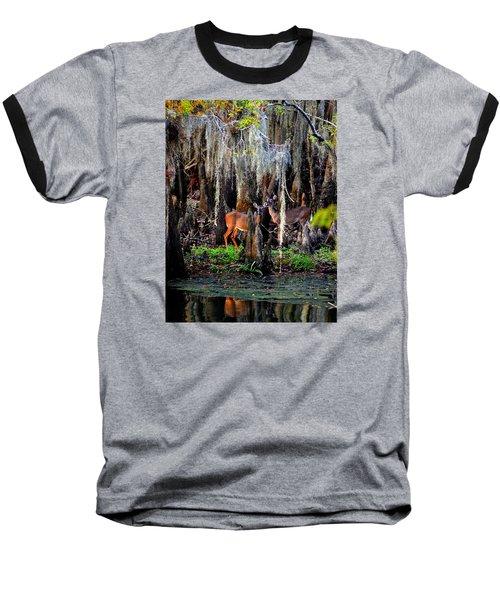 Riverside Deer Baseball T-Shirt