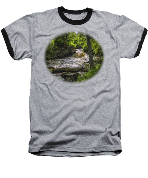 Baseball T-Shirt featuring the photograph Riverside by Mark Myhaver