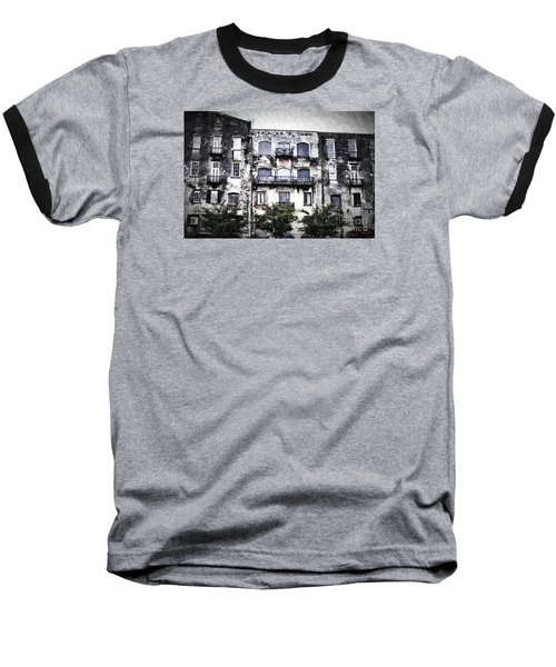 Baseball T-Shirt featuring the photograph Riverview by Judy Wolinsky