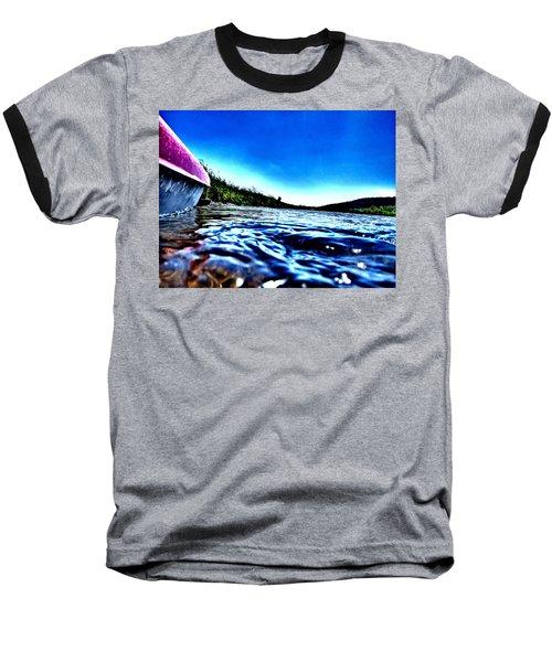 Rivewaves Baseball T-Shirt