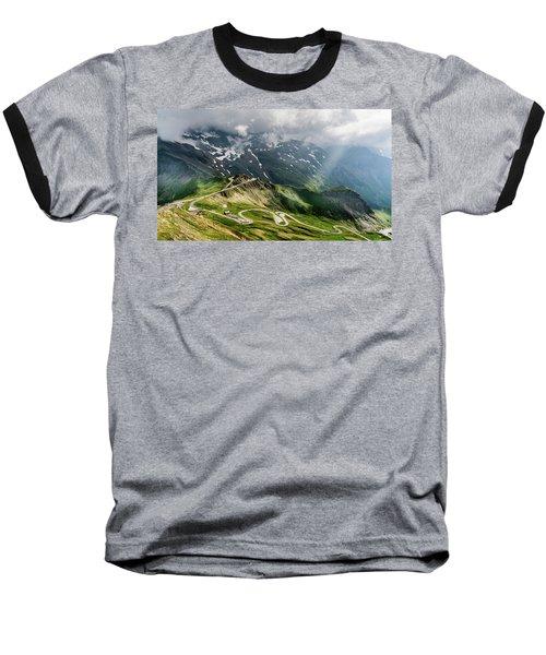 Road Austria Baseball T-Shirt