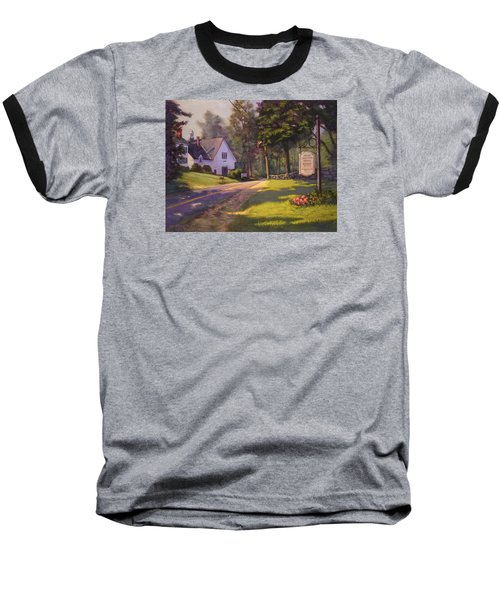 Road Home Baseball T-Shirt