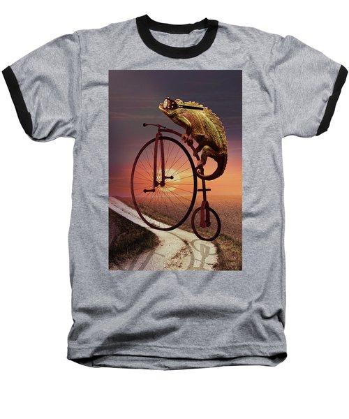 Road To Home Baseball T-Shirt