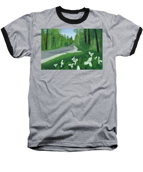 Road To Northport - Spring Baseball T-Shirt