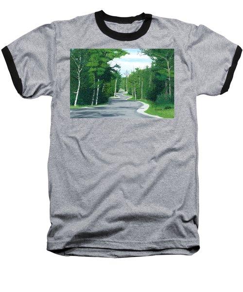 Road To Northport - Summer Baseball T-Shirt