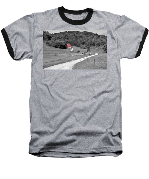 Road To Red Baseball T-Shirt