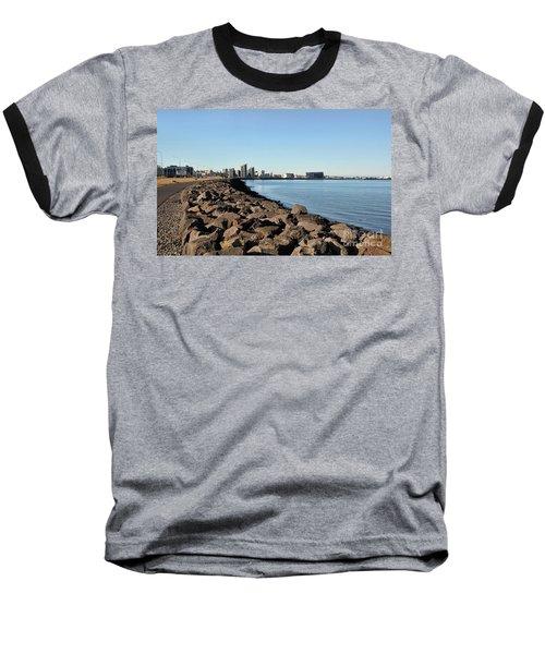 Road To Reykjavik Baseball T-Shirt