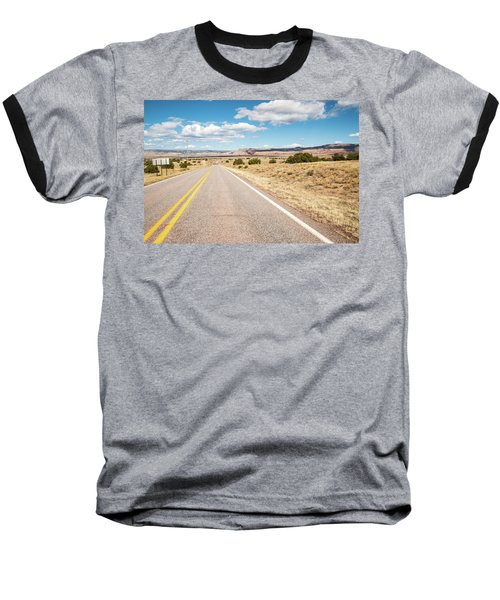 Road To San Ysidro Baseball T-Shirt