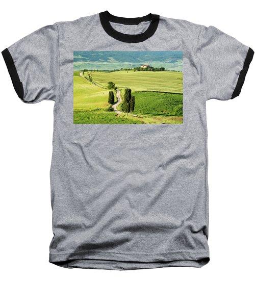 Road To Terrapille Baseball T-Shirt