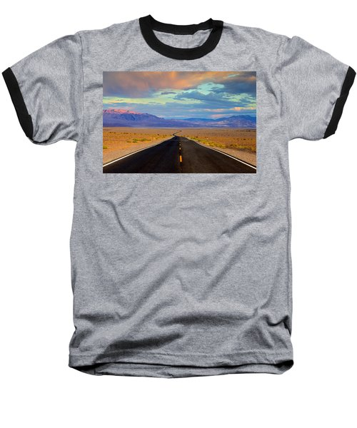 Road To The Dreams Baseball T-Shirt