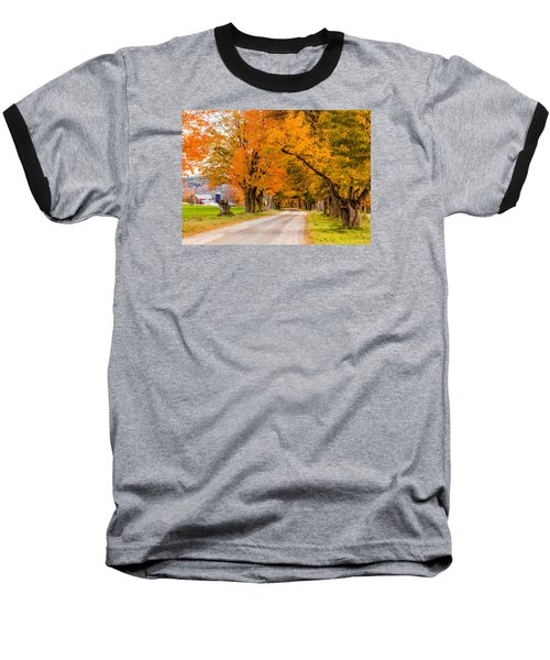 Road To The Farm Baseball T-Shirt