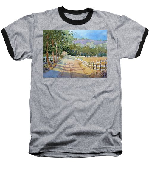 Road To The Vineyard Baseball T-Shirt