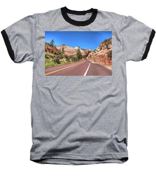Road To Zion Baseball T-Shirt