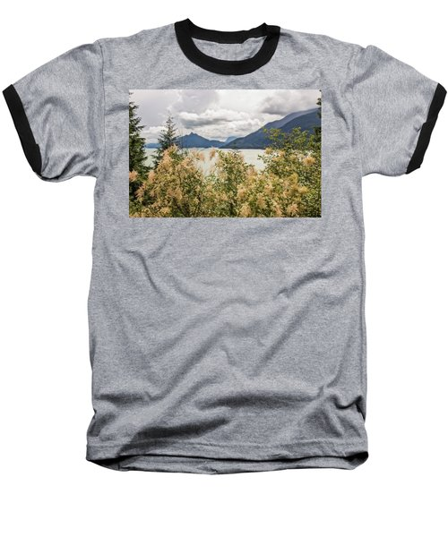 Road With A View Baseball T-Shirt
