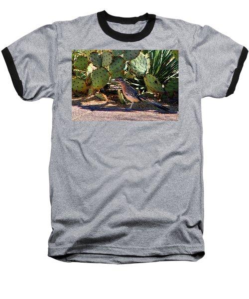 Roadrunner Baseball T-Shirt by Kathryn Meyer