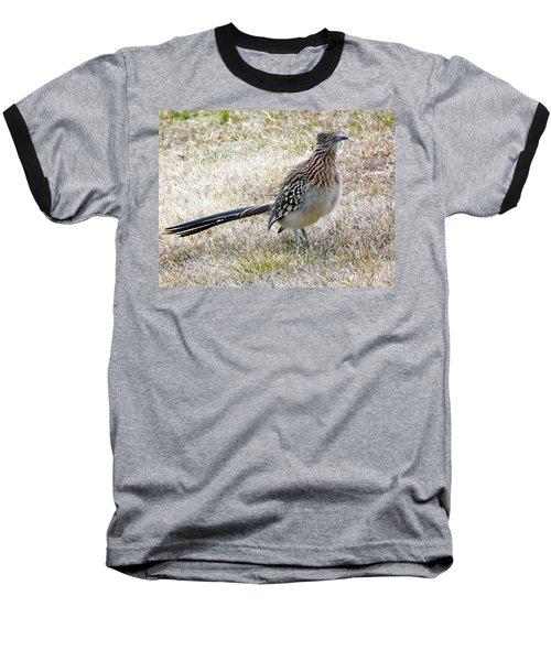 Roadrunner New Mexico Baseball T-Shirt by Joseph Frank Baraba