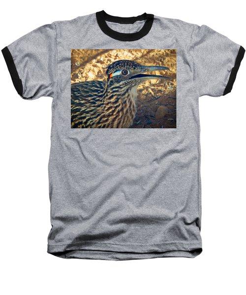 Roadrunner Portrait Baseball T-Shirt