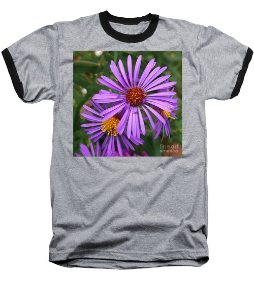 Roadside Flowers Baseball T-Shirt