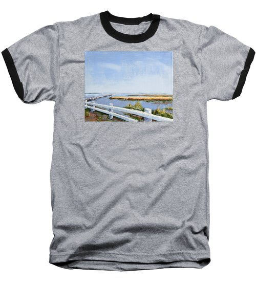 Roadside P-town Baseball T-Shirt