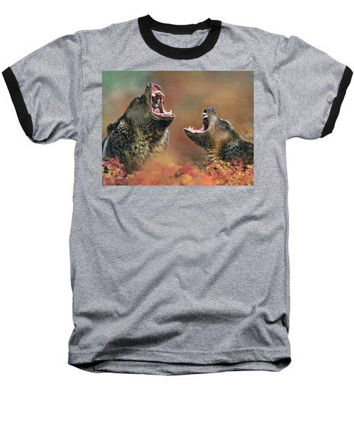 Roaring Bears Baseball T-Shirt