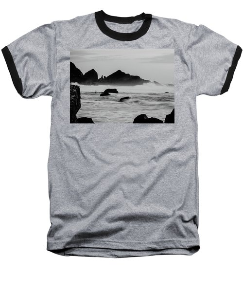 Roaring Seas Baseball T-Shirt