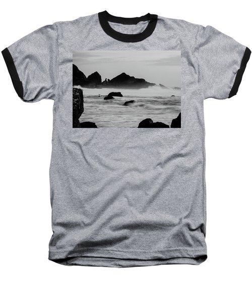 Roaring Seas Baseball T-Shirt