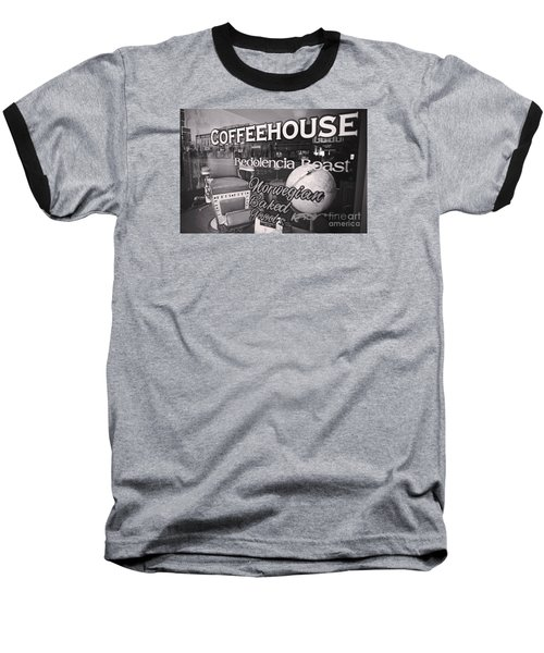 Roasted Baseball T-Shirt by Randall Cogle