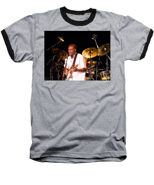 Robert Cray Baseball T-Shirt