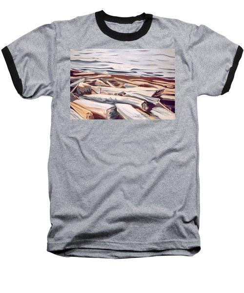 Roberts Creek, Sunshine Coast, B.c. Baseball T-Shirt