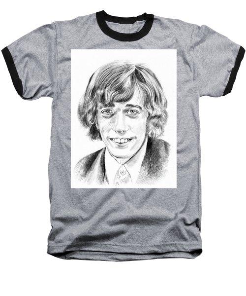 Robin Gibb Drawing Baseball T-Shirt