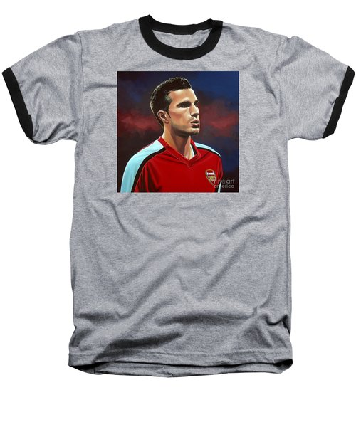 Robin Van Persie Baseball T-Shirt