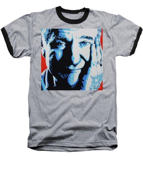 Robin Williams. Baseball T-Shirt