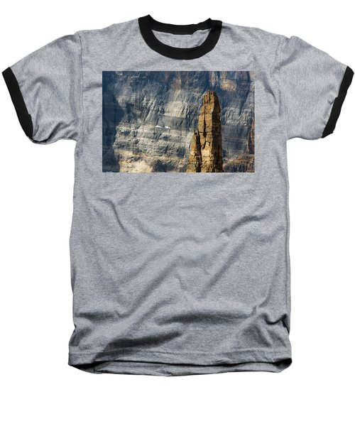 Rock Climber Baseball T-Shirt
