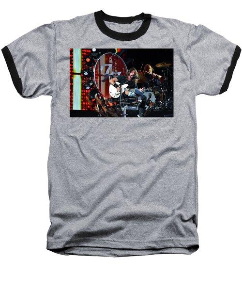 Rock Concert Baseball T-Shirt