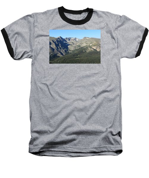 Rock Cut - Rocky Mountain National Park Baseball T-Shirt
