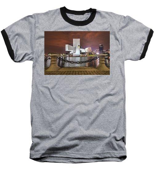 Rock Hall And The North Coast Baseball T-Shirt
