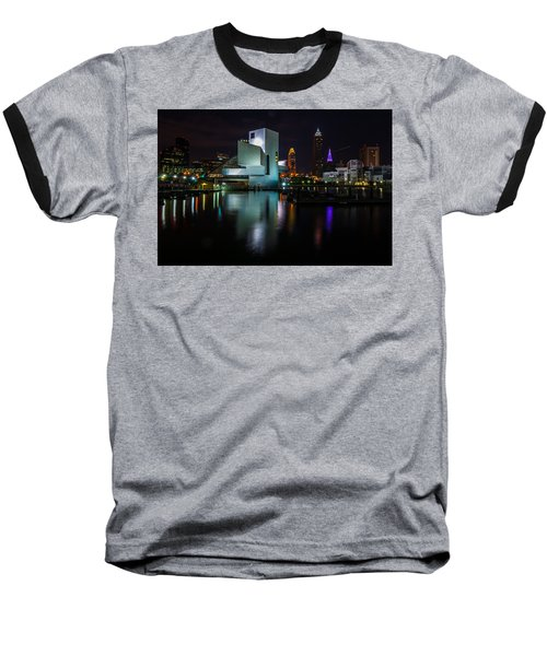 Rock Hall Reflections Baseball T-Shirt