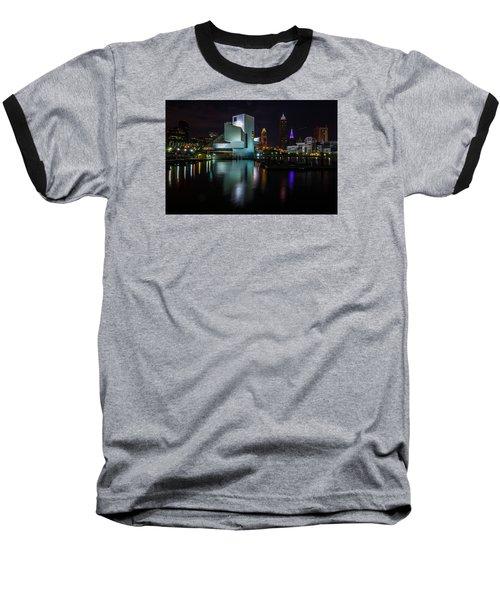 Rock Hall Reflections Baseball T-Shirt