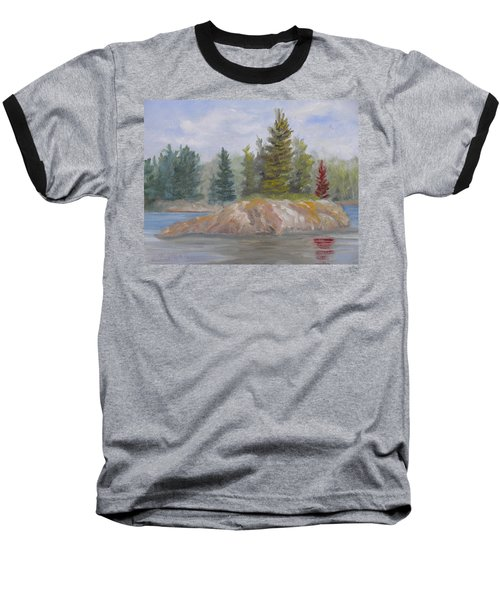 Rock Island Baseball T-Shirt