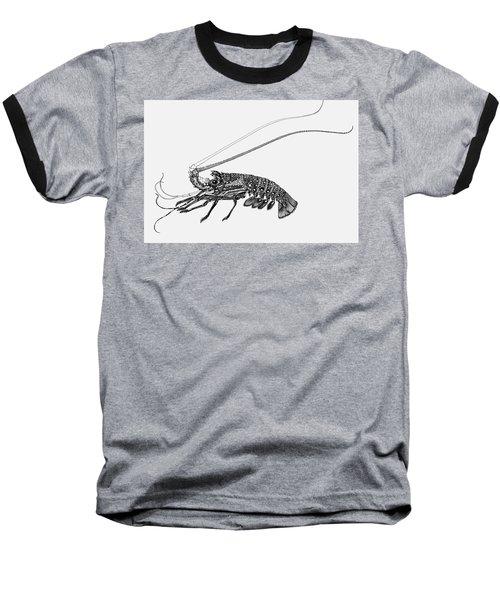 Rock Lobster Baseball T-Shirt
