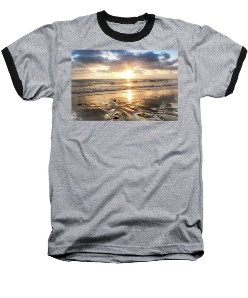 Rock 'n Sunset Baseball T-Shirt