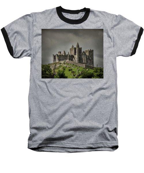 Rock Of Cashel Baseball T-Shirt