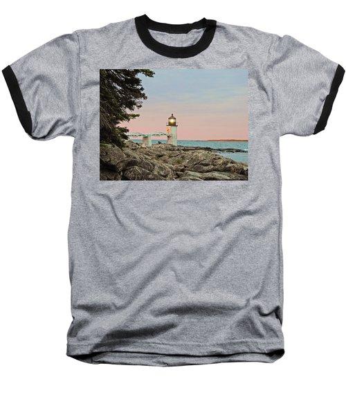 Rock Patterns Baseball T-Shirt