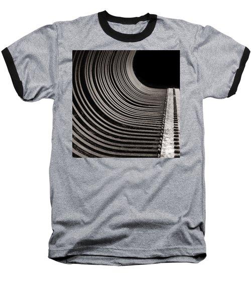 Baseball T-Shirt featuring the photograph Rock Rake by Susan Capuano