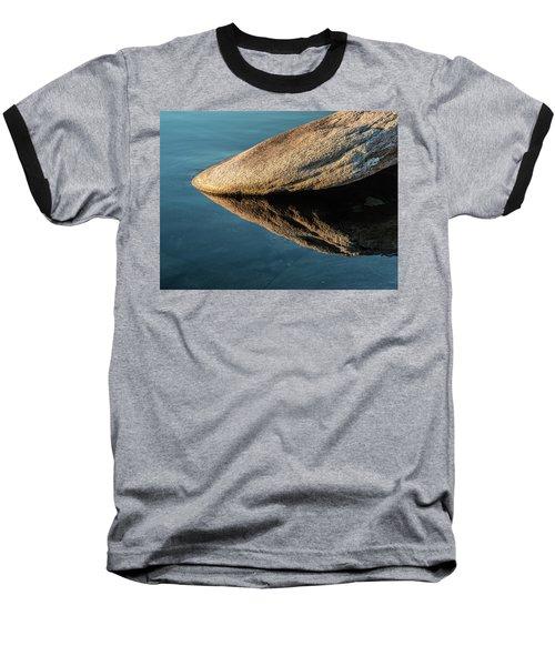 Rock Reflection Baseball T-Shirt