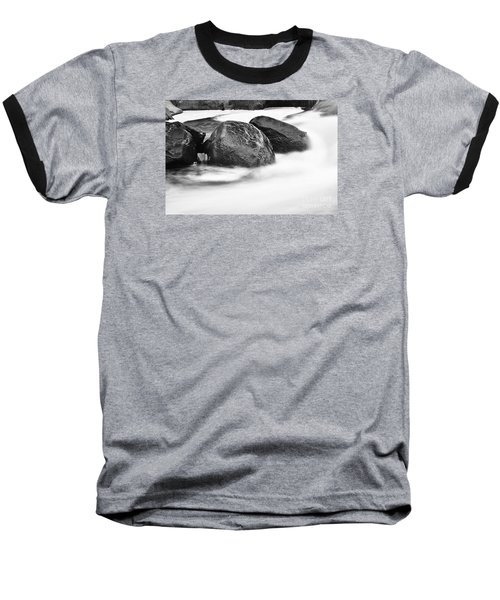 Baseball T-Shirt featuring the photograph Rock Solid by Larry Ricker