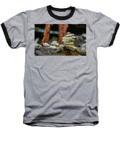 Rock Stack Baseball T-Shirt